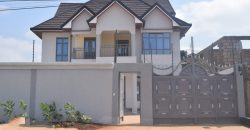 5 bedrooms massionette with a dsq,ensuite master bedroom in membley estate