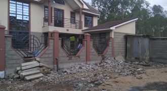 4 bedroom varsity Ville houses 20M